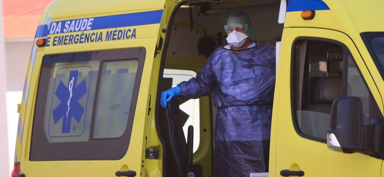 INEM Ambulance